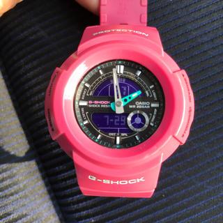 ジーショック(G-SHOCK)のCASIO G-SHOCK クレイジーカラー。 AW-582SC-4AJF(腕時計(デジタル))