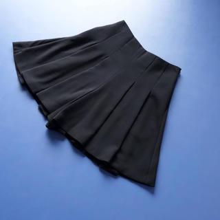 フォクシー(FOXEY)の■FOXEY■ 38 Lady Culotte 黒 キュロットパンツ(キュロット)