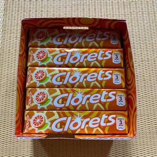 クロレッツ♡ガム♡15個入り♡オレンジミント(口臭防止/エチケット用品)