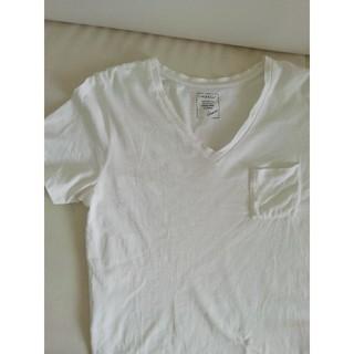 オペークドットクリップ(OPAQUE.CLIP)のVネックTシャツ 38(Tシャツ(半袖/袖なし))