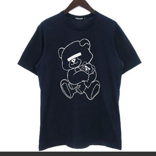 アンダーカバー(UNDERCOVER)のundercover tシャツ(Tシャツ(半袖/袖なし))