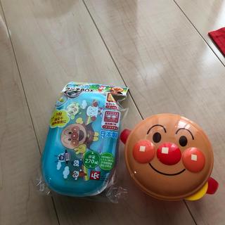 アンパンマン ランチBOXとお菓子いれ(弁当用品)