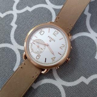 フォッシル(FOSSIL)のFOSSIL ハイブリットスマートウォッチ NDW2D(腕時計)