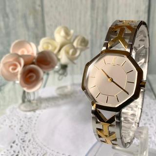 サンローラン(Saint Laurent)の【電池交換済】Yves Saint Laurent Yベルト 腕時計 ボーイズ(腕時計(アナログ))