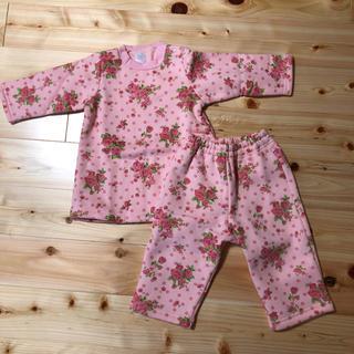 コンビミニ(Combi mini)の新品 コンビミニ 長袖 パジャマ 80センチ(パジャマ)
