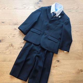エニィファム(anyFAM)の新品 anyFAM スーツ 110 男の子 入学式 フォーマル(ドレス/フォーマル)