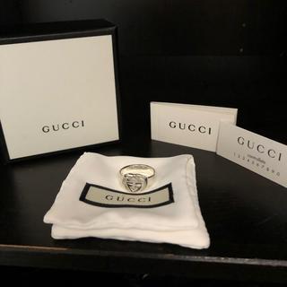 グッチ(Gucci)のGUCCI 指輪 18号(リング(指輪))