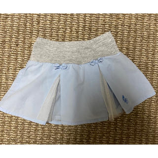 ニットプランナー(KP)のスカート キュロットスカート パンツ ニットプランナー 90(スカート)