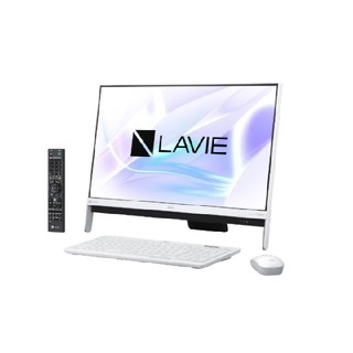 NEC - 美品★NEC PC-DA700HAW LAVIE Desk All-in-one