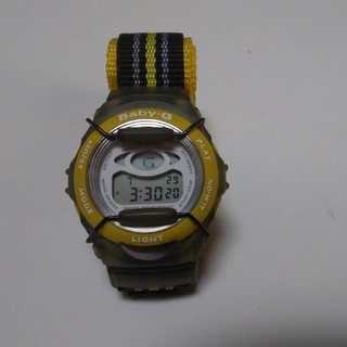 ベビージー(Baby-G)のCASIO   BabyーG  G'MIX  3musical  alarms!(腕時計(デジタル))