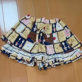 シャーリーテンプル(Shirley Temple)のシャーリーテンプル 130 チョコビスケット 紺(パンツ/スパッツ)