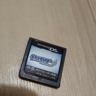 ニンテンドーDS(ニンテンドーDS)の商談専用/USED/任天堂NintendoDSポケットモンスター銀ソウルシルバー(携帯用ゲームソフト)