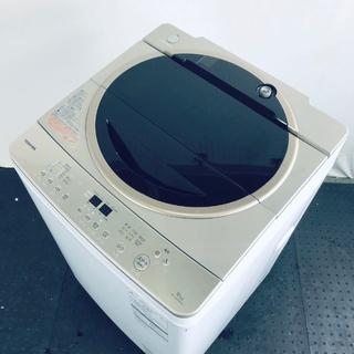 ★送料・設置無料★ 東芝 洗濯機 10.0kg ゴールド (No.5482)(洗濯機)