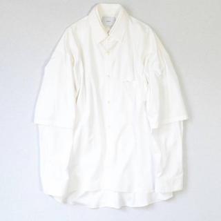 アンユーズド(UNUSED)の専用 stein Oversized Double Sleeve Shirt(シャツ)