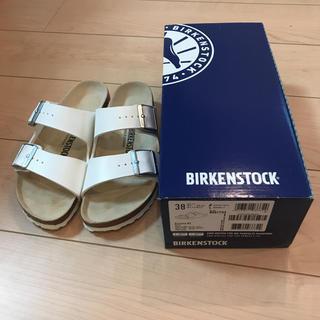 BIRKENSTOCK - ビルケンシュトック サンダル アリゾナ 38