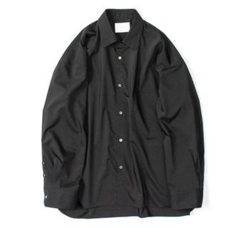 アンユーズド(UNUSED)のstein Oversized Down Pat Shirt(シャツ)