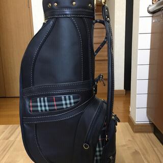 バーバリー(BURBERRY)のBurberryゴルフキャディバックとキャロウェイクラブセット(バッグ)