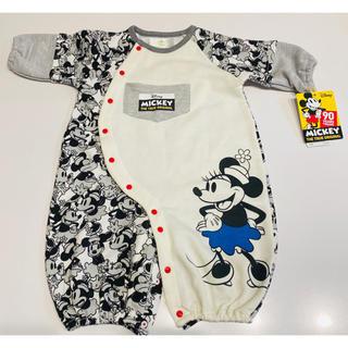 Disney - ベビー服 ロンパース ミッキー