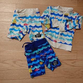 エフオーキッズ(F.O.KIDS)の水着セット サイズ100(水着)