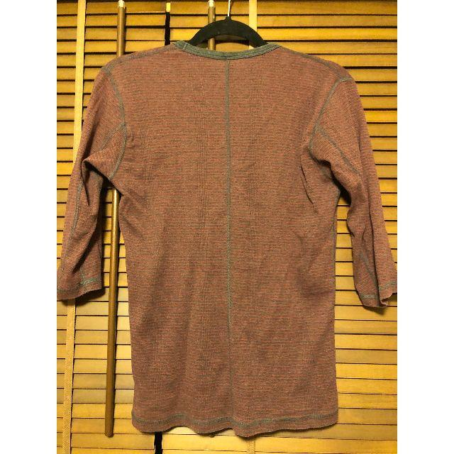 ATTACHIMENT(アタッチメント)のATTACHMENT アタッチメント 五分丈 カットソー ラッドミュージシャン メンズのトップス(Tシャツ/カットソー(七分/長袖))の商品写真