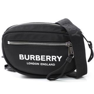 BURBERRY - バーバリー BURBERRY ボディバッグ バムバッグ ブラック 新品未開封