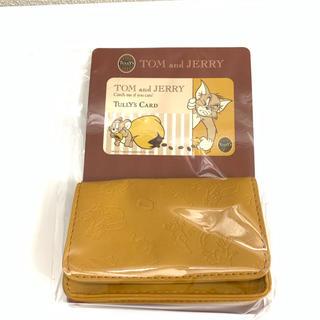 タリーズコーヒー(TULLY'S COFFEE)のタリーズ トムとジェリー  カードケース(名刺入れ/定期入れ)