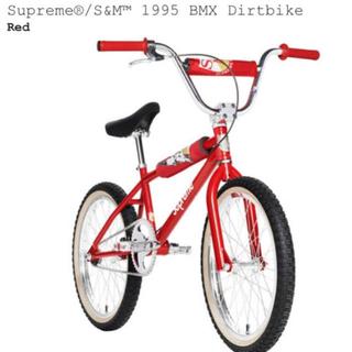 シュプリーム(Supreme)のSupreme S&M 1995 BMX Dirtbike (自転車本体)