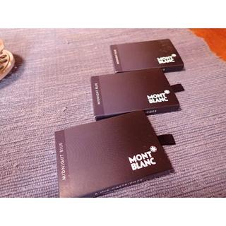 モンブラン(MONTBLANC)のMONTBLANC インクカートリッジ 20本(ペン/マーカー)