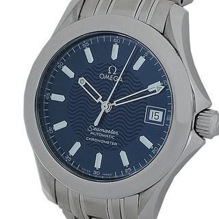 オメガ(OMEGA)のオメガ シーマスター クロノメーター 2501.81 自動巻(腕時計(アナログ))