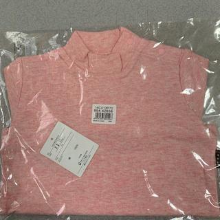 ベルメゾン(ベルメゾン)の千趣会 ベルメゾン ハイネックシャツ 70 ピンク 長袖(シャツ/カットソー)