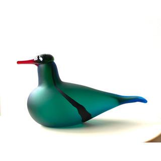 イッタラ(iittala)のグリーンバード マット ユニークデイズ 2006 バード イッタラ (置物)