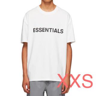 フィアオブゴッド(FEAR OF GOD)のXXS 20SS FOG Fear Of God Essentials Tシャツ(Tシャツ(半袖/袖なし))