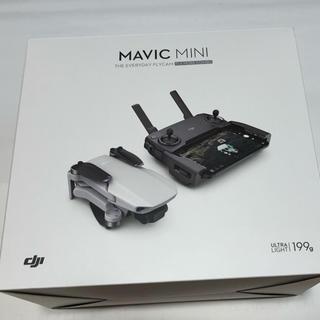 DJIのMAVIC MINI FLY MORE COMBO フルセット(ホビーラジコン)