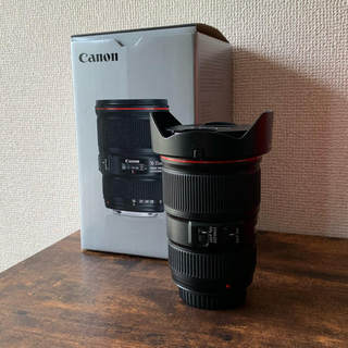 Canon - Canon EF16-35mm F4L IS USM