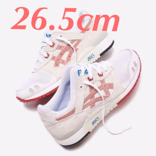 アシックス(asics)のKITH × ASICS GEL-LYTE III YOSHINO ROSE (スニーカー)