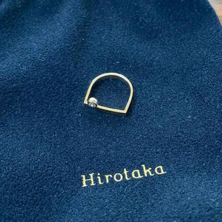 エストネーション(ESTNATION)のHirotaka  ダイヤモンドリング2号(リング(指輪))