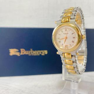 バーバリー(BURBERRY)の「美品」Burberry腕時計 クウォーツレディース(腕時計(アナログ))
