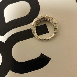 マルタンマルジェラ(Maison Martin Margiela)のallblues fat snake ring  リング(リング(指輪))