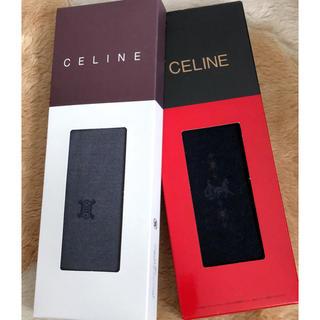 セリーヌ(celine)のCELINE セリーヌ 靴下2個セット メンズ サイズ25(ソックス)