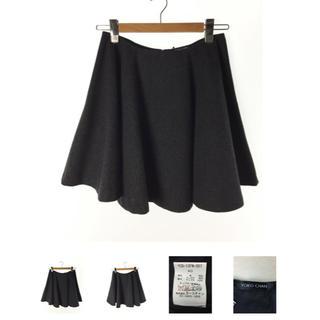 バーニーズニューヨーク(BARNEYS NEW YORK)のサーキュラースカート yokochan(ミニスカート)