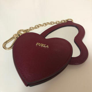 Furla - FURLA ミラー キーホルダー バッグチャーム
