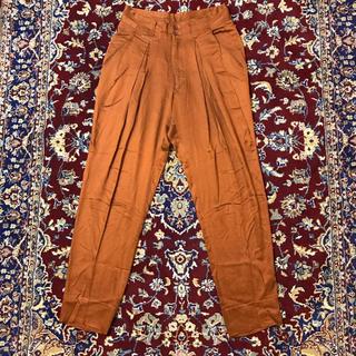 JOHN LAWRENCE SULLIVAN - archive FICCE high-waist 3tuck rayon PT