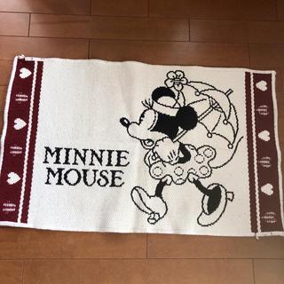 Disney - ディズニー ミニーラグマット