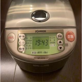ゾウジルシ(象印)の象印 IH 炊飯器 NP-HC10(炊飯器)