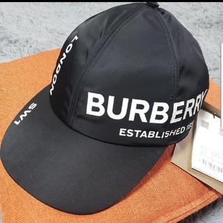 バーバリー(BURBERRY)のバーバリー ロゴ キャップ 帽子    グッチ バレンシアガ ディースクエアード(キャップ)