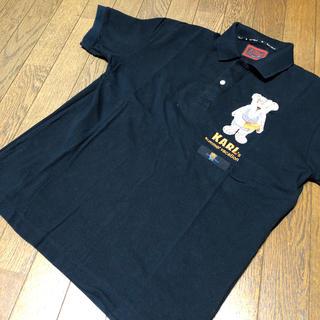 ピンクハウス(PINK HOUSE)のカールヘルム ポロシャツ 浮輪カールくん(ポロシャツ)