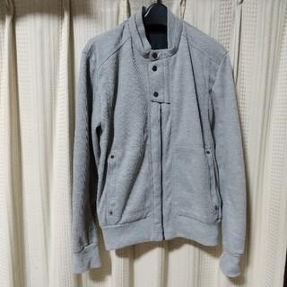 ザラ(ZARA)のZARA COLLECTION ブルゾン Lサイズ グレー ジャケット ザラ 服(ブルゾン)