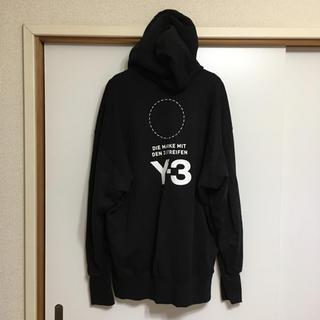 Y-3 - Y-3 18aw パーカー