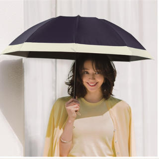 ジャル(ニホンコウクウ)(JAL(日本航空))のJAL🌟ロサブランオリジナル折りたたみ傘(傘)
