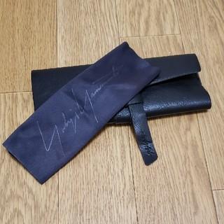 ヨウジヤマモト(Yohji Yamamoto)のヨウジヤマモト メガネケース(サングラス/メガネ)